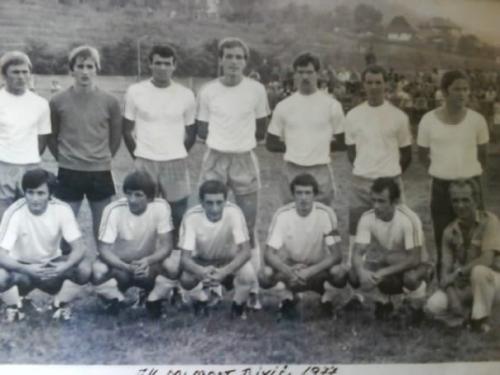 FK Divic Mladost 1977